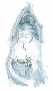 Jérémy et sa lampe de poche