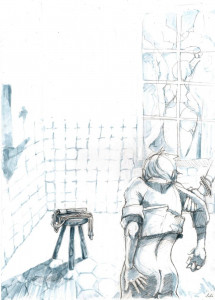 La petite salle de correction - LIli