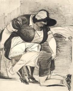 Madame Sans-Gêne, ma grosse voisine Dick-Frauen-1920-4-243x300