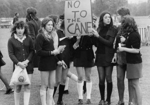 manif UK (1972) bis