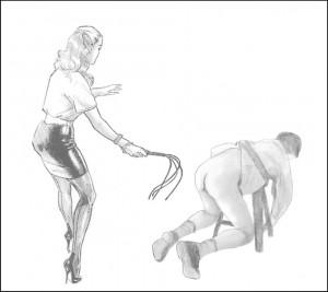 A genoux devant tabouret - Sardax modif