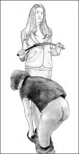 Martinet culotte baissée
